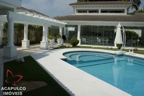 Imagem 1 de 30 de Jardim Acapulco. O Paraíso É Aqui! - Ai00140 - Ai00140