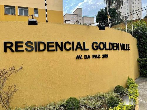 Imagem 1 de 10 de Apartamento À Venda No Bairro Jardim São Judas Tadeu - Guarulhos/sp - 251