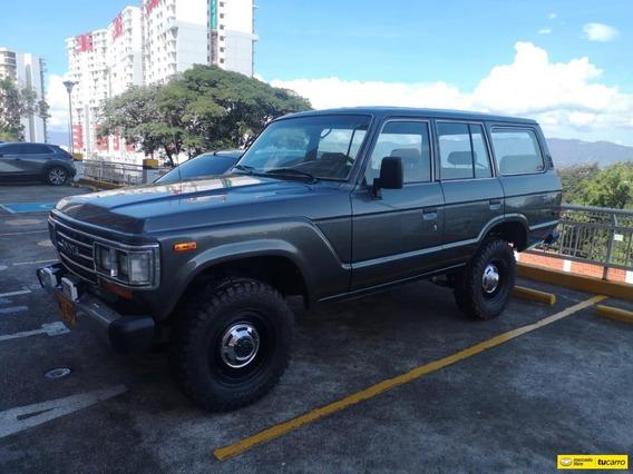 Toyota Fj 62 1988