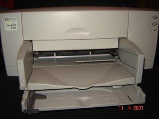 Impresora Hp840