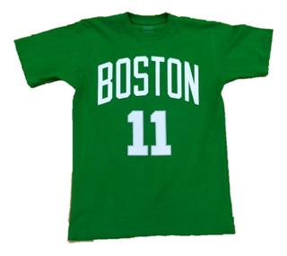 Remera Nba Boston Celtics #11 Kyeri Irving