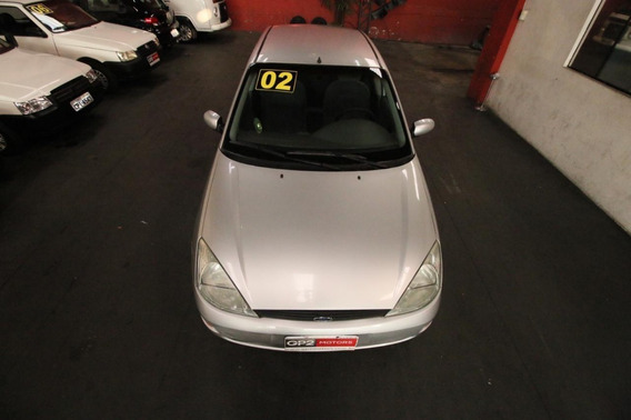 Ford Focus 2.0 Sedan 16v Gasolina 4p Manual 2002