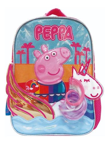 Mochila 12'' Jardin  Peppa Pig  Pp507
