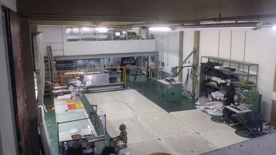 Galpao Industrial - Campestre - Ref: 5427 - V-5427