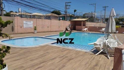 Casa Com 2 Dormitórios À Venda, 69 M² Por R$ 460.000,00 - Centro - Lauro De Freitas/ba - Ca3371