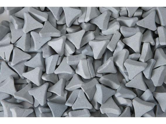 Consumible Ceramica Pulidora Vibradora Metales Espejo 5lb Ei