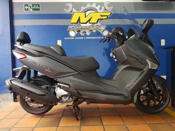 Sym Joymax 300 Modelo 2020 Como Nueva!!
