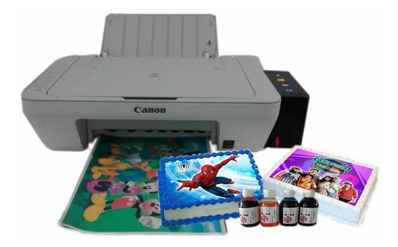 Impressora P/ Impressão Papel Arroz Tinta Comestivel
