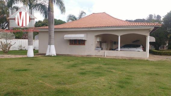 Chácara Com Escritura, 04 Dormitórios À Venda, 1036 M² Por R$ 700.000 - Mostardas - Monte Alegre Do Sul/sp - Ch0241