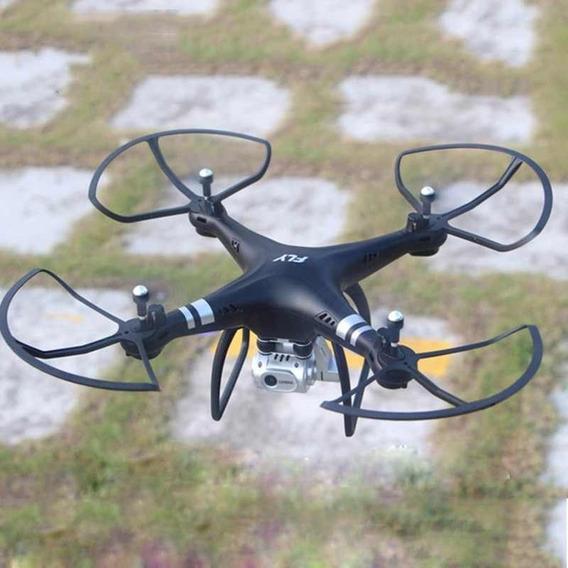 Drone Xy-x6 Wifi Fpv Com Câmera De 1080 P