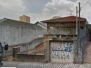 Terreno, 500 M² - Venda Por R$ 1.065.000,00 Ou Aluguel Por R$ 2.000,00/mês - Santa Maria - São Caetano Do Sul/sp - Te0213