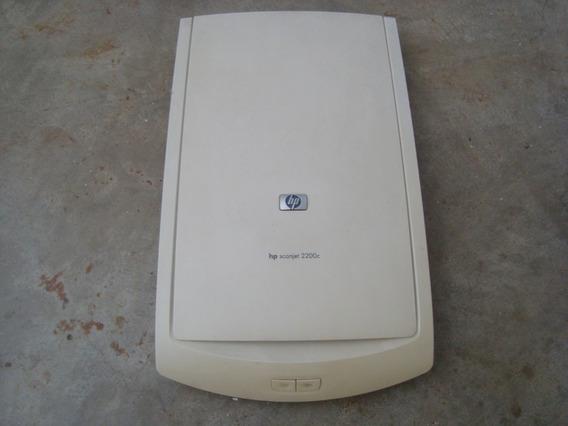 Scanner De Mesa Hp Scanjet 2200c