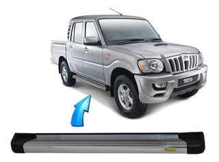 Estribo Integral Original Aluminio Mahindra 2008 Acima