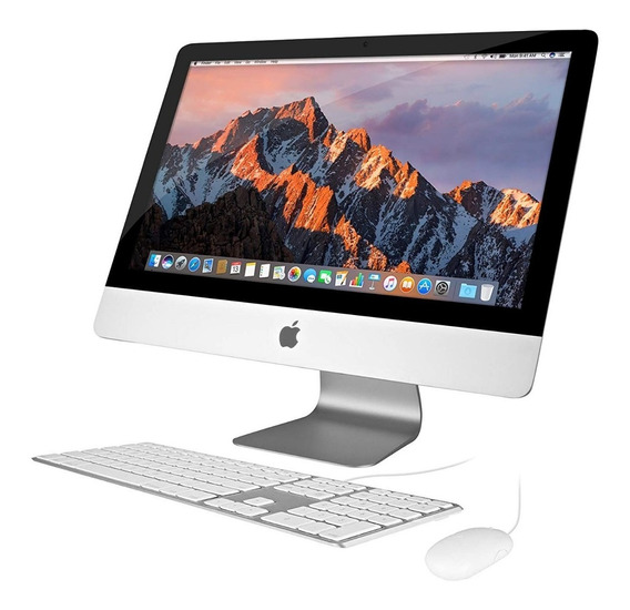 iMac Intel Core I5 8gb Tela 21,5