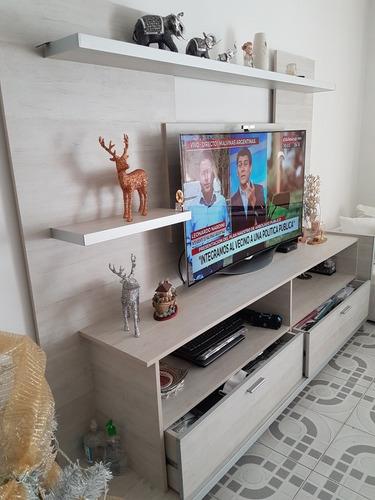 Tv Oled LG 55 9300 3d Curvo + Mueble