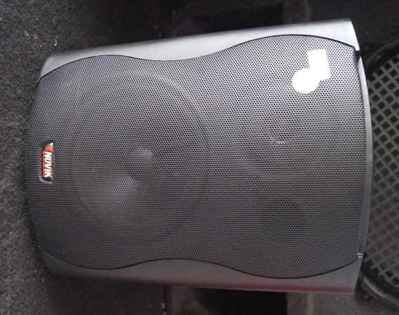 Monitor De Áudio - Novik - Preço De 1 - Super Oferta
