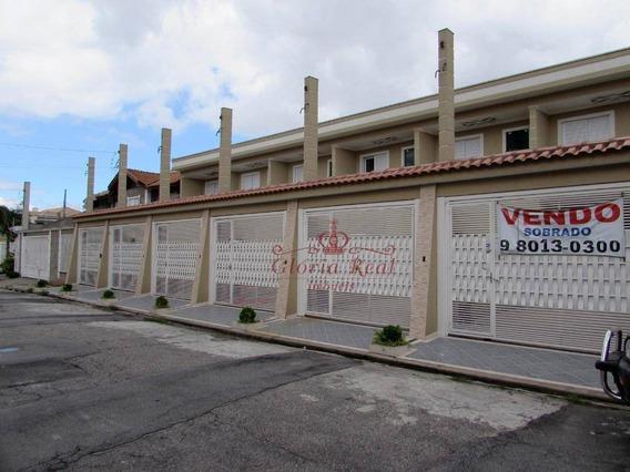 Sobrado Residencial Ao Lado Do Terminal De Ônibus Pirituba - So0105