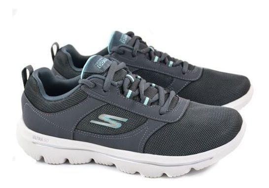 Tênis Fem Gow-15734 Go Walk Evolution Skechers 89279