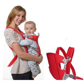 Carregador De Bebê Canguru Ajustável