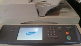 Impressora Copiadora Multifuncional Samsung Scx6555n (leia)