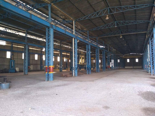 Galpão Industrial Para Venda E Locação, Centro, Guarulhos. - Ga1262