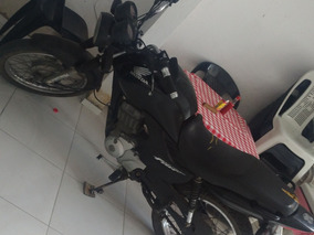 Honda Cg Fan 125 Ks