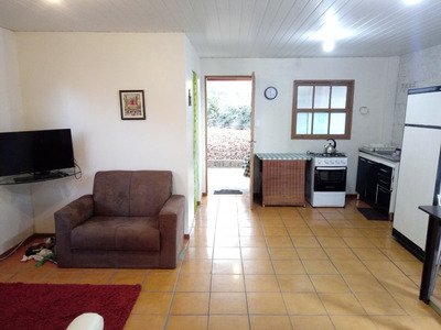 Casa Residencial 2 Dorm No Campeche - 74519