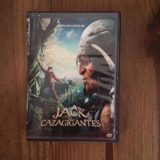 Película Jack El Cazagigantes Dvd (p3)