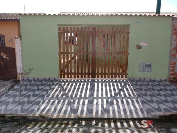 Casa Para Venda Por R$128.000,00 - Centro, Mongaguá / Sp - Bdi18641