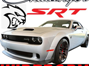 Dodge Challenger Widebody Hellcat 717hp 6.2 V8 At Brembo Arh
