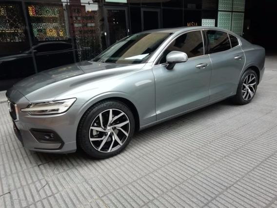 Volvo S60 T4 Momentum 2.0 Turbo Aut 2020 Gris Osmio
