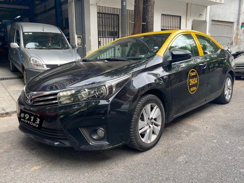 Toyoya Corola Xei Taxi ( Muy Buen Estado - Titular Al Día )
