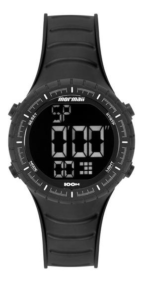 Relógio Mormaii Masculino Digital Wave Surf Esportivo Preto