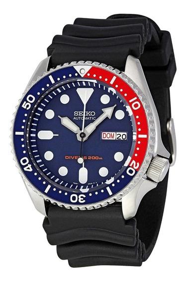 Relógio Seiko Divers Automatic Deep Blue Skx009k1