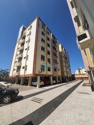 Imagem 1 de 10 de Apartamento Com 4 Dormitórios À Venda, 105 M² Por R$ 285.000 - Papicu - Fortaleza/ce - Ap0967