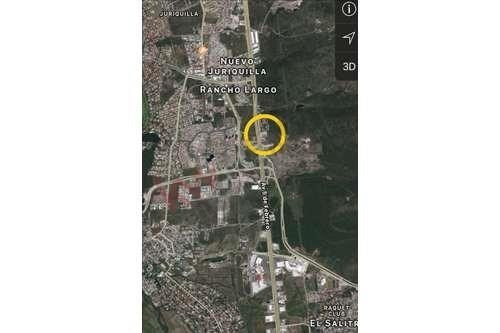 Terreno Comercial De 11,500 M2 En Venta Sobre Paseo De La República.