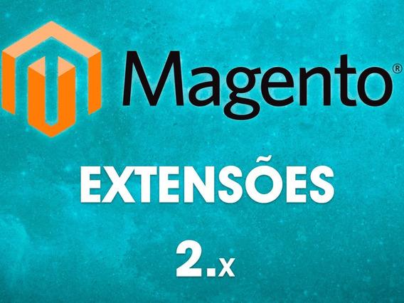 Extensões Para Loja Magento V2.x