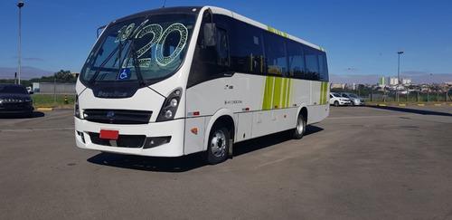 Imagem 1 de 15 de Micro Ônibus Urbano Novo Bepobus Nàscere Ú Dono Volks Com Ar