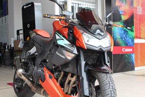 Kawasaki Z 1000 Akrapovic Full System