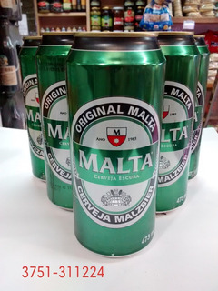 Cerveza Malta Malbeizer
