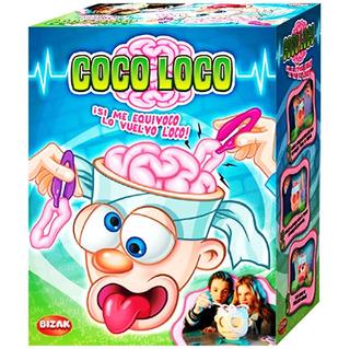 Juego Coco Loco Si Me Equivoco Vuelvo Loco Mundo 3001
