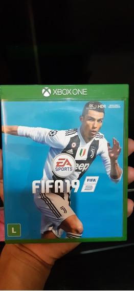 Fifa 19 Xbox One Mídia Fisica