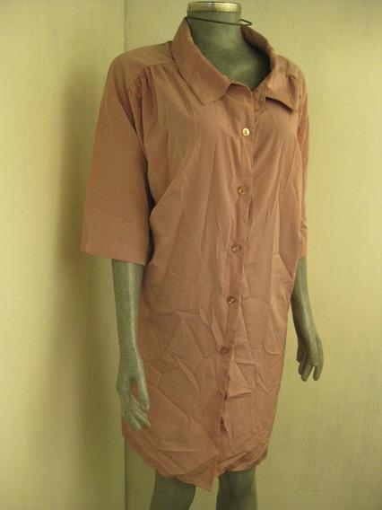 Blusa Estampada Color Macky Talla 4x Marca Only Necessities