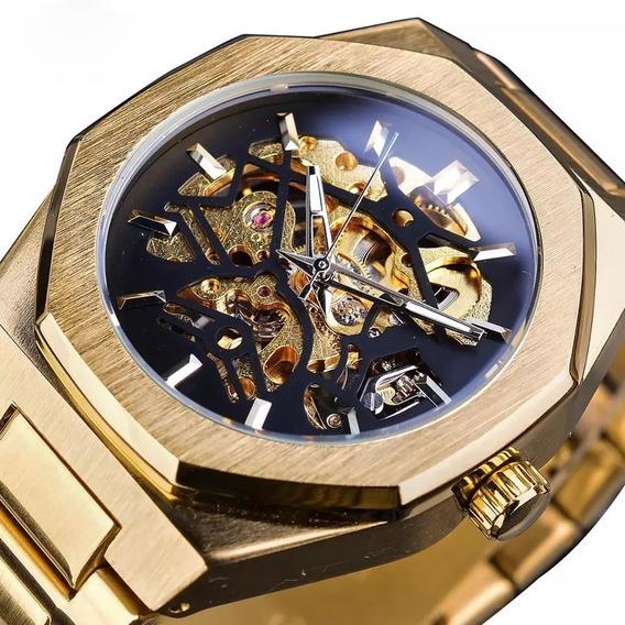 Reloj Hombre Forsining 1174 Automático Acero Inoxidable