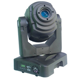 04 Moving Head Exell Ex-250 Led Spot 250 No Caser