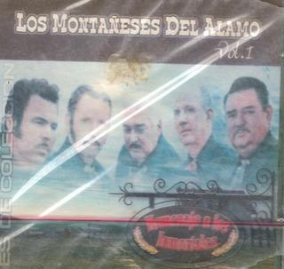 Los Montañeses Del Alamo Vol.1