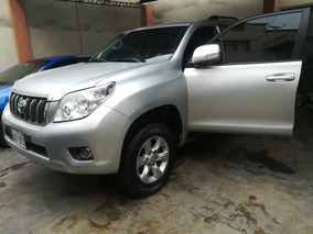 Toyota Land Cruiser 2012,mecanico,trs Filas ,4x4,impecable,a