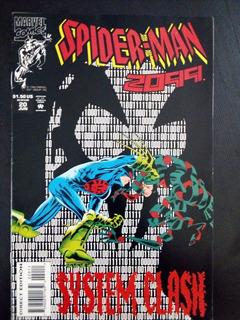 Spider-man 2099 #20 (jun 1994, Marvel)