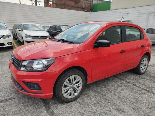 Imagen 1 de 12 de Volkswagen Gol 2020 1.6 Trendline Mt 5 P