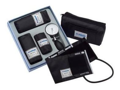 Toma Presion - Esfigmomanometro Hs-3 Mangos Incluidos